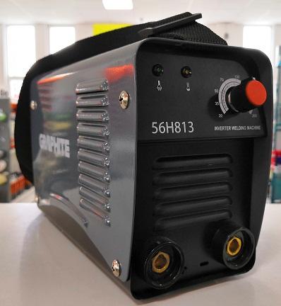 Graphite 56H813 Inverterski zavarivač, 230V, 200A