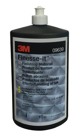 3M 09639 Finesse-It Fina pasta za poliranje