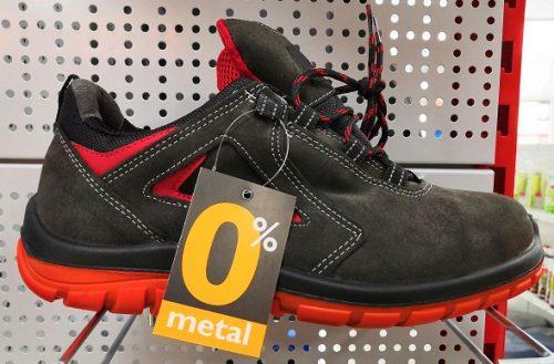 Catamount Radna cipela/patika DIABLO O2 SRC, plitka