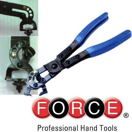Force 9M0102 Klešta za plastične tiple (0-90°)