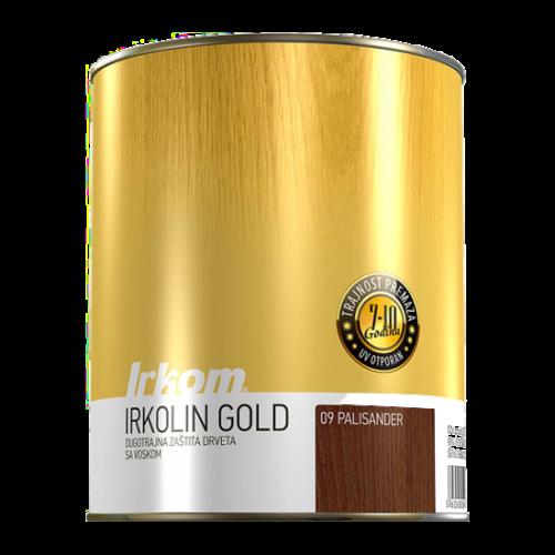Irkom Irkolin GOLD - Debeloslojni lazurni premaz
