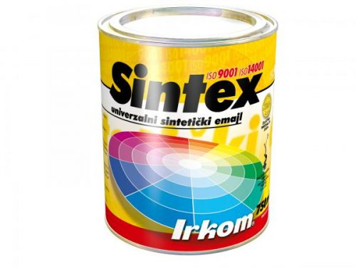 Irkom Sintex - Univerzalni sintetički emajl, uljani