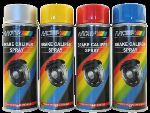 MoTip Dupli-Color Brake Caliper - Boja za kočione čeljusti, 150ml
