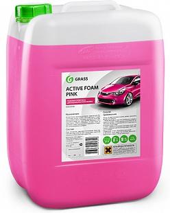 Grass Active Foam Effect - Deterdžent za beskontaktno pranje vozila