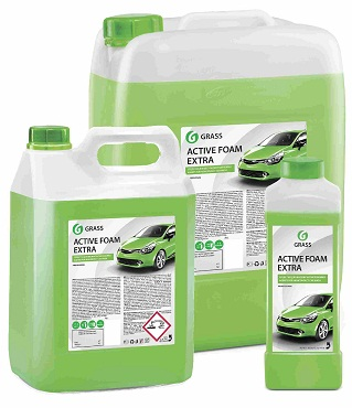 Grass Active Foam Extra - Deterdžent za beskontaktno pranje