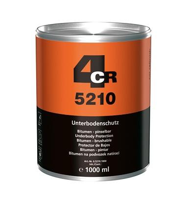 4CR 5210 UBC Bitumen za nanošenje četkom, 1L