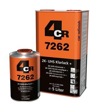 4CR 7262 2K UHS Bezbojni lak +