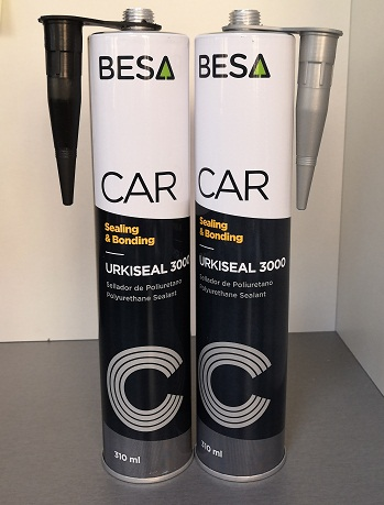 Besa UrkiSeal 3000 - Poliuretanski zaptivač i lepak, 310ml