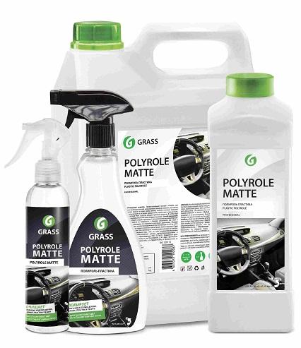 Grass Polyrole Matte - Čistač za plastiku u matu