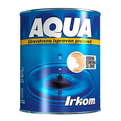 Irkom Aqua Vodena osnovna za drvo - Zdravstveno ispravan proizvod, 0.7L