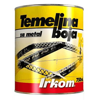 Irkom Temeljna boja za metal, 750ml