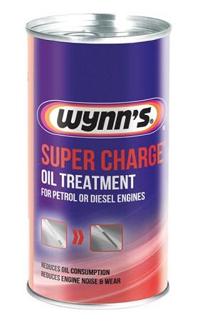 Wynn's Super Charge Oil Treatment - Tretman za ulje benzinskih i dizel motora, 425ml
