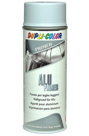 MoTip Dupli-Color Alu Primer - Prajmer za aluminijum u spreju, 400ml