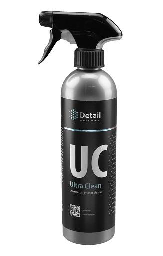 Detail SD Ultra Clean - Univerzalni čistač enterijera automobila (DT-0108), 500ml