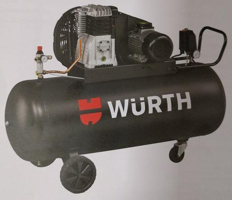 Wurth Kompresor klipni K200
