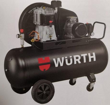 Wurth Kompresor klipni K270