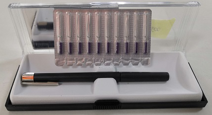 Mipa Set za nečistoće (1 držač+10 iglica)