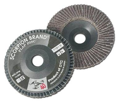 Scorpion Abrasive® Lamelasti brusni diskovi