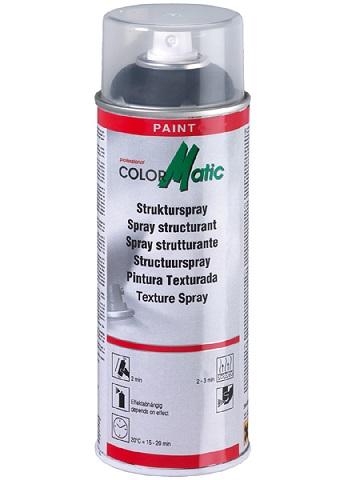 MoTip Dupli ColorMatic Strukturni sprej crni, 400ml