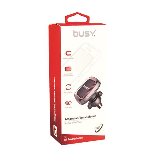 Busy 50649 Magnetni držač telefona 360°