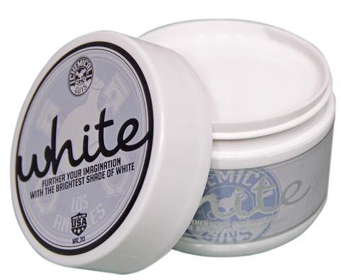 Chemical Guys White Wax - Vosak za bele i svetle premaze automobila (WAC_313)