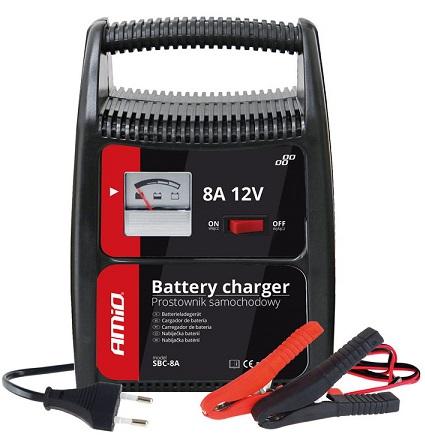 Amio 02086 SBC-8A 12V Punjač akumulatora