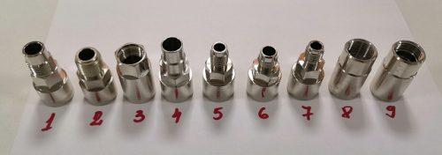 Basic Adapteri između PPS posuda i pištolja