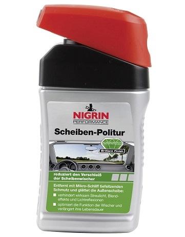 Nigrin Polir pasta za vetrobransko staklo, 300ml (73917)