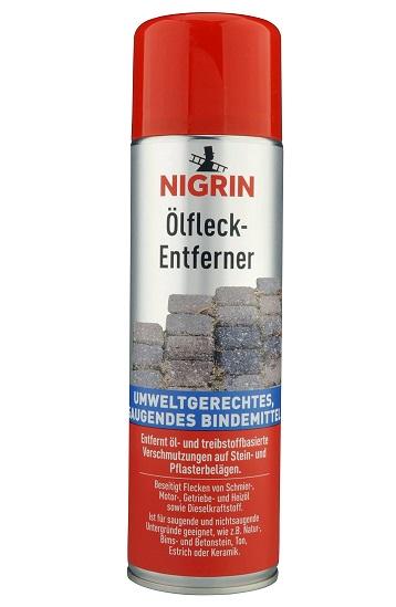 Nigrin Sredstvo za čišćenje fleka od ulja, 500ml (72287)