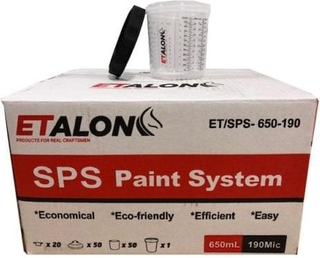 Etalon SPS Sistem 650ml 190mic, 50kom (set)