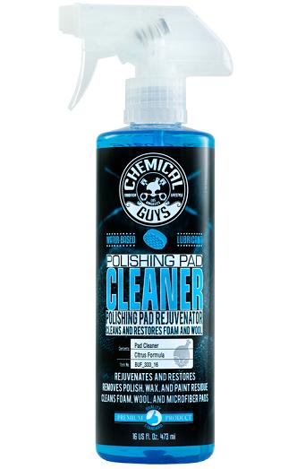 Chemical Guys Polishing Pad Cleaner - Čistač aplikatora za poliranje, 473ml (BUF_333_16)