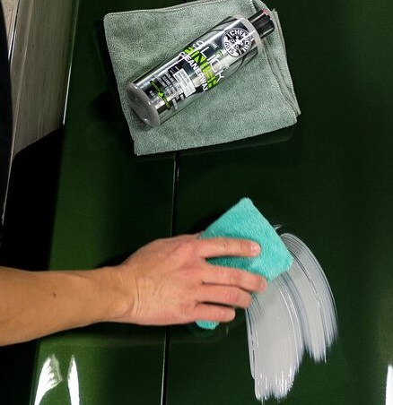 Chemical Guys Slick Finish Cleaner Wax Light Paint Cleanser & Brilliant Shine Carnauba Wax - Pasta sa voskom za holograme, oksidaciju i konačnu zaštitu, 473ml (WAC20616)_2